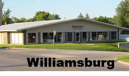 Williamsburg-location-for Uhlmann's Home Furnishings